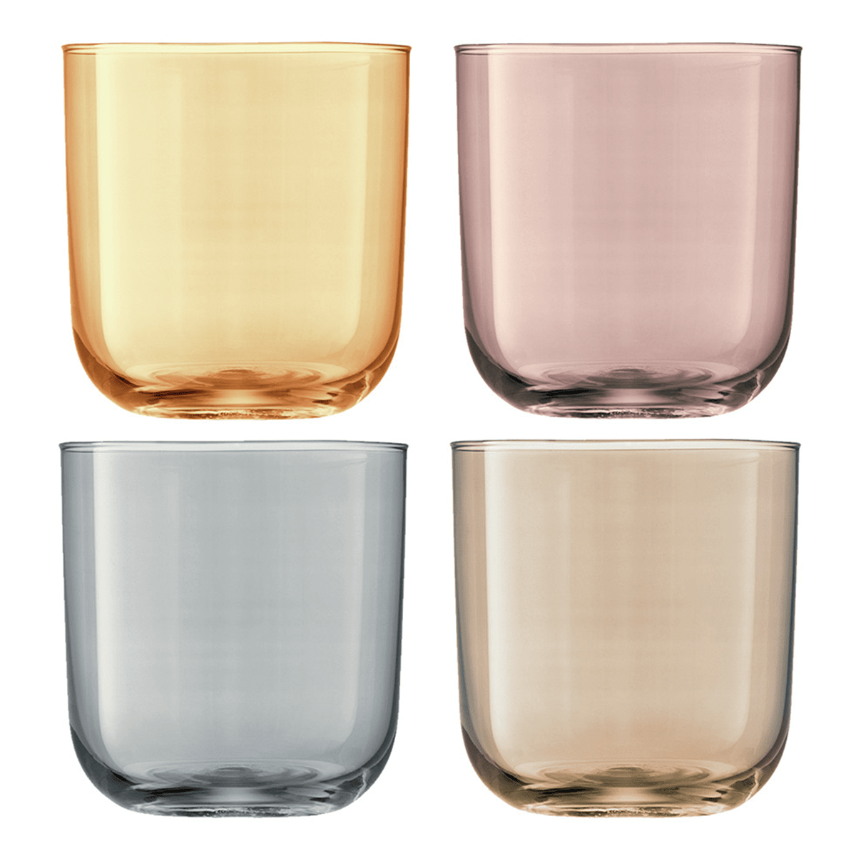 Polka Assorted Tumblers